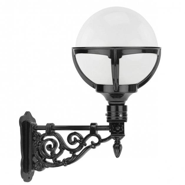 Buitenlampen Klassiek Landelijk Bol lantaarn gevel Middelrode - 50 cm