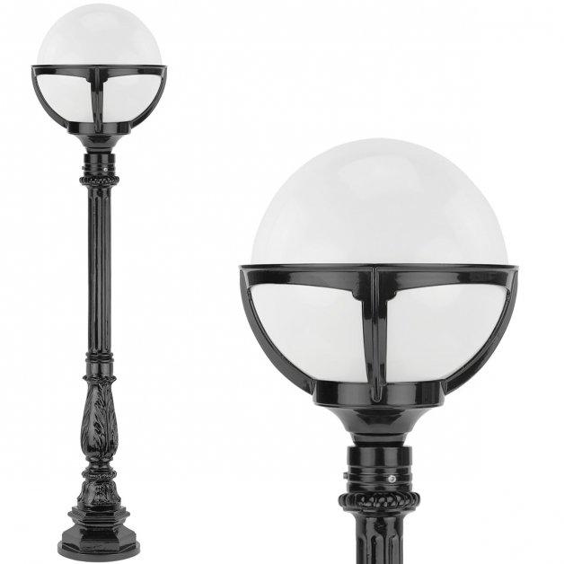 Außenleuchten Klassisch Ländlich Kugellampe auf pfahl Boerdam - 120 cm