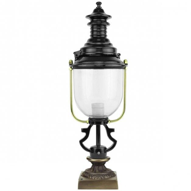 Outdoor Lighting Classic Rural Outdoor lamp pedestal Saasveld - 65 cm