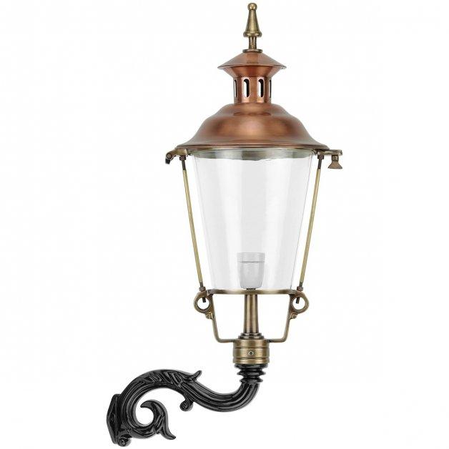 Outdoor Lighting Classic Rural Outdoor lamp wall Ermelo Bronze - 87 cm