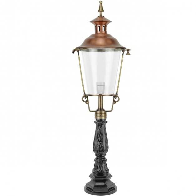 Outdoor Lighting Classic Rural Outdoor lantern Hoofddorp bronze - 105 cm