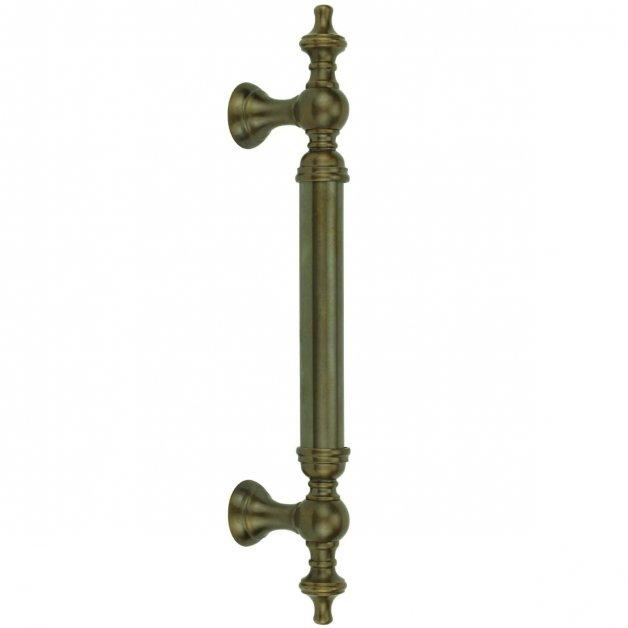Deurbeslag DeurgrepenDeurgreep lange stang brons Volkach - 340 mm