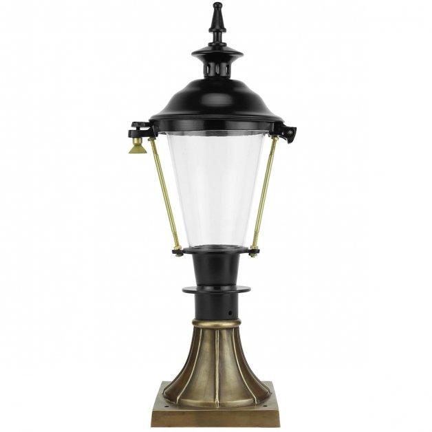 Outdoor lighting Classic Rural Lantern ground Rockanje bronze - 56 cm