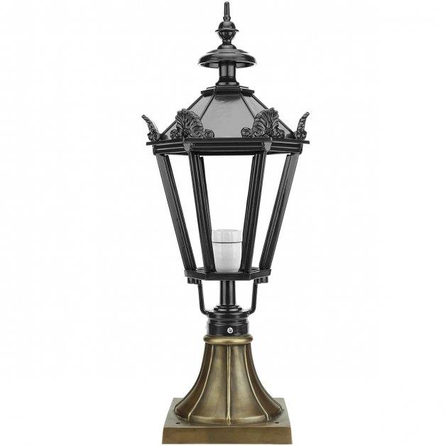 Außenbeleuchtung Klassisch Nostalgisch Laterne lampe Beuningen bronze - 79 cm