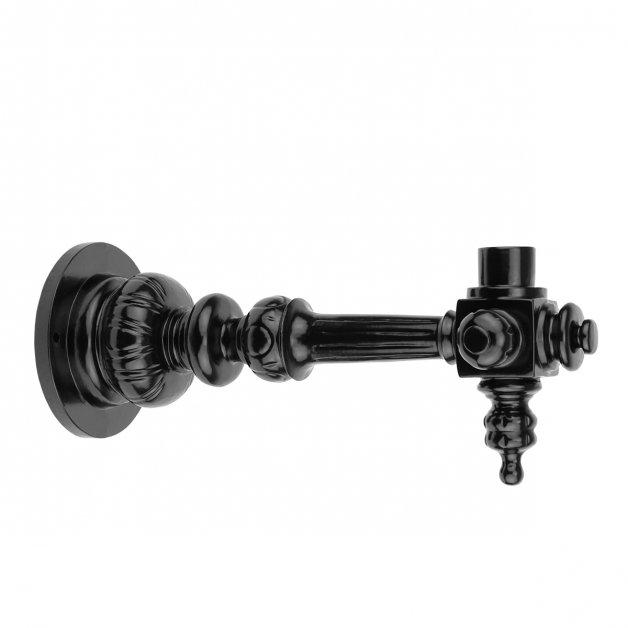 Außenbeleuchtung Komponenten Laternenhalter Alvershool WA16 - 16 cm