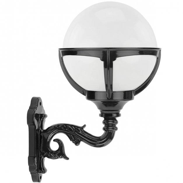 Buitenverlichting Klassiek Landelijk Muurlamp Breukelen bol - 50 cm