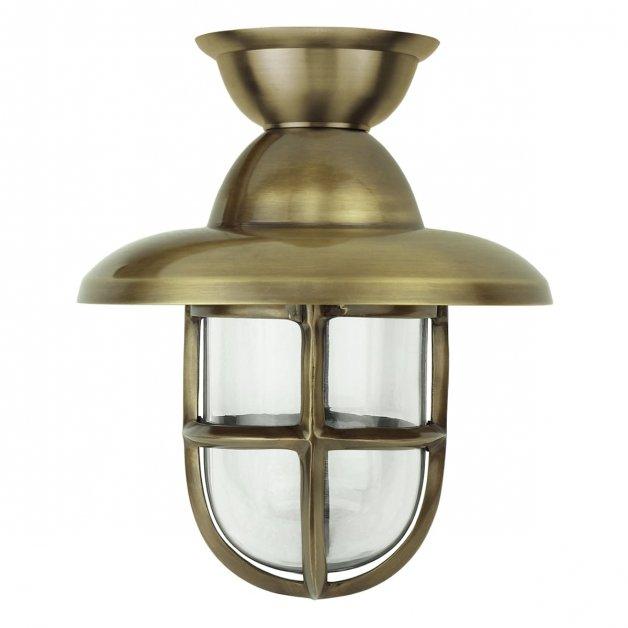 Buitenverlichting Nautisch Maritiem Scheepslamp Hanglamp Messing
