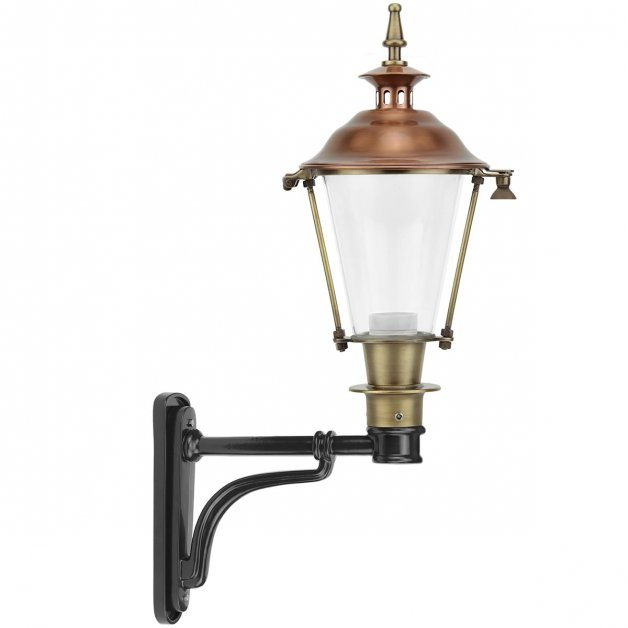 Outdoor Lighting Classic Rural Barn lamp Dubbeldam bronze - 65 cm Klassiek Landelijk Schuurlamp Dubbeldam brons - 65 cm
