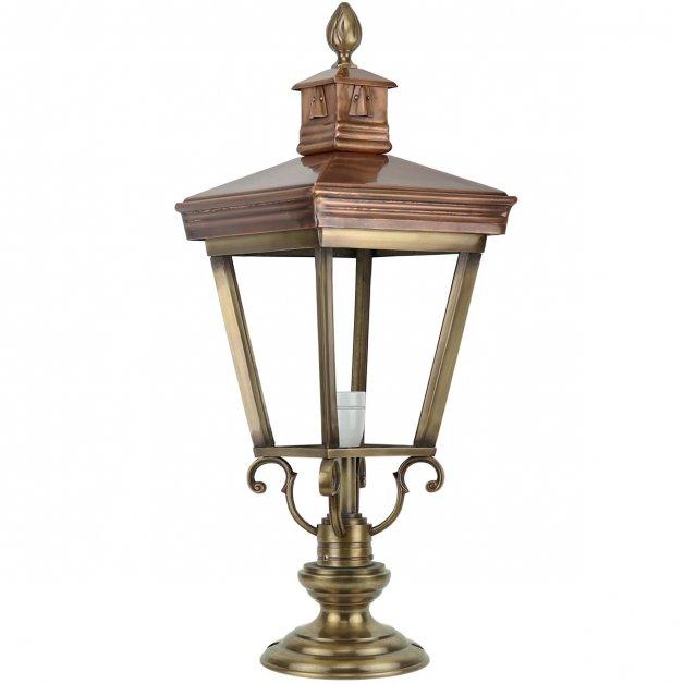 Outdoor Lighting Classic Rural Garden lantern Badhoevedorp bronze - 80 cm