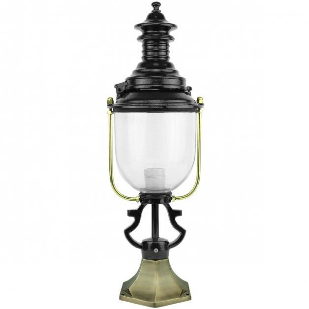 Outdoor Lighting Classic Rural Garden lantern round Franeker - 67 cm