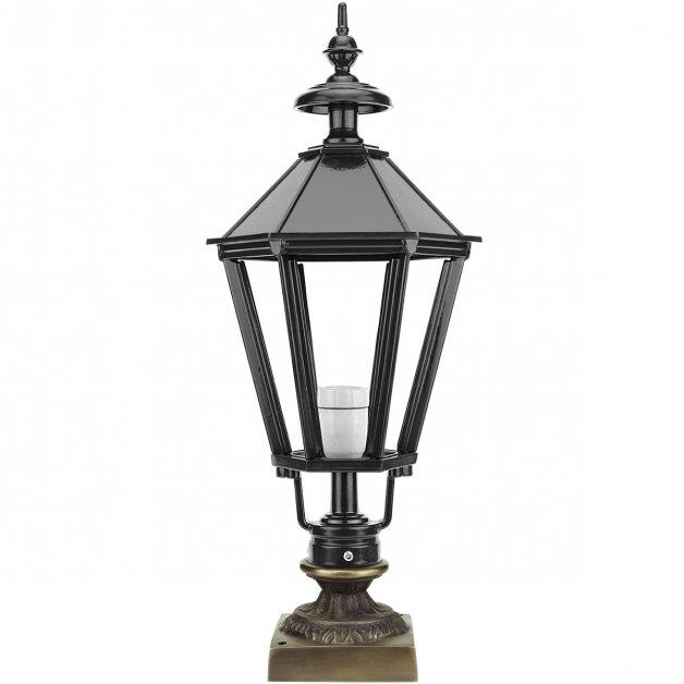 Außenbeleuchtung Klassisch Ländlich Bodenlampe Brinkheurne bronze - 62 cm