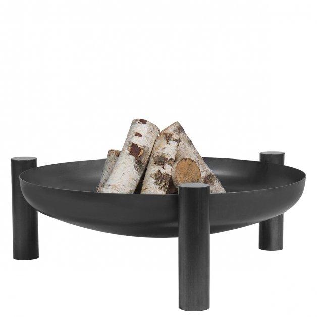 Tuinaccessoires Vuurschalen BBQ schaal rond staal Baceno - Ø 60 cm