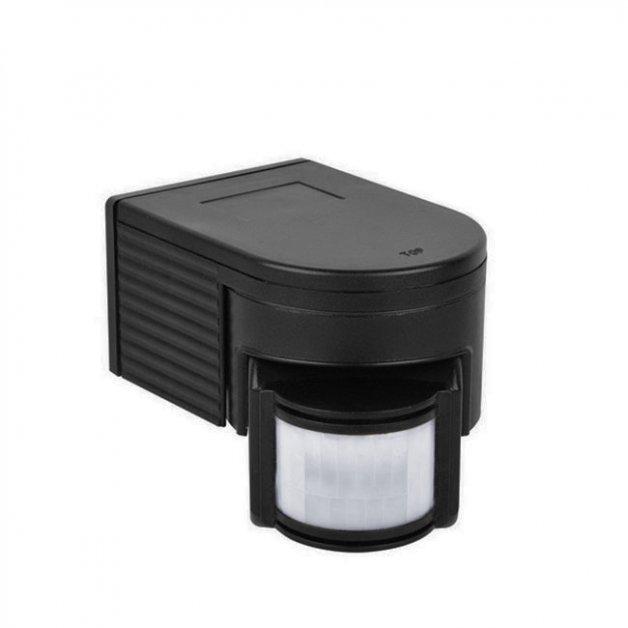 Buitenlampen Aansluitmateriaal Bewegingsmelder lamp buiten opbouw - 240V