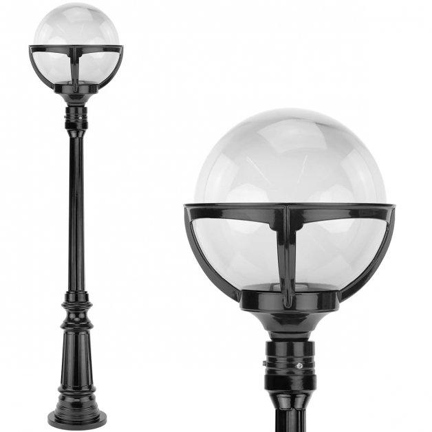 Außenleuchten Retro Rustikal Sphärische gartenlampe Boschdorp - 132 cm