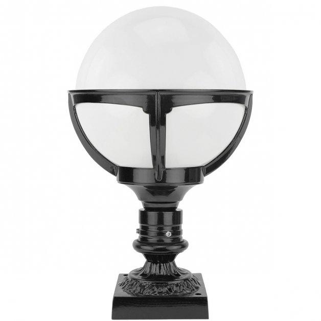 Außenleuchten Klassisch Ländlich Kugel gartenlampe sockel Nieuwstadt - 40 cm