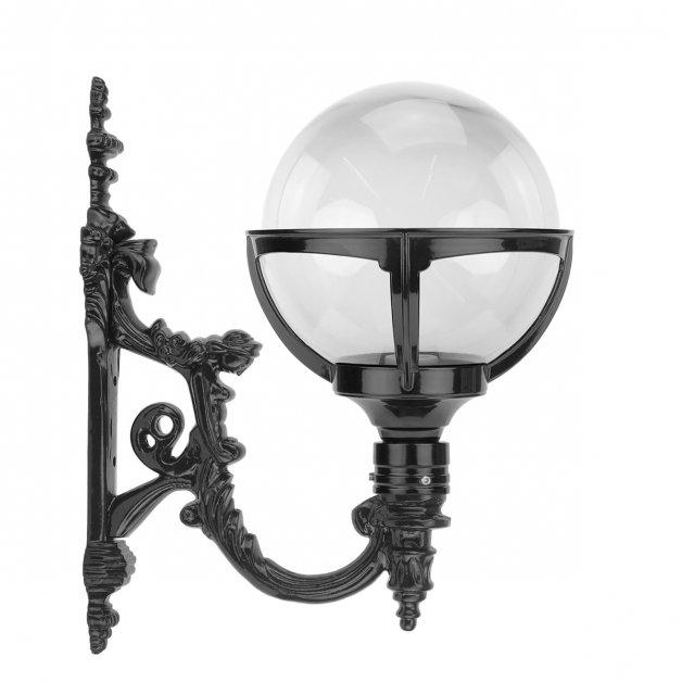 Buitenlampen Retro Rustiek Bollamp muur monumentaal Birdaard - 58 cm