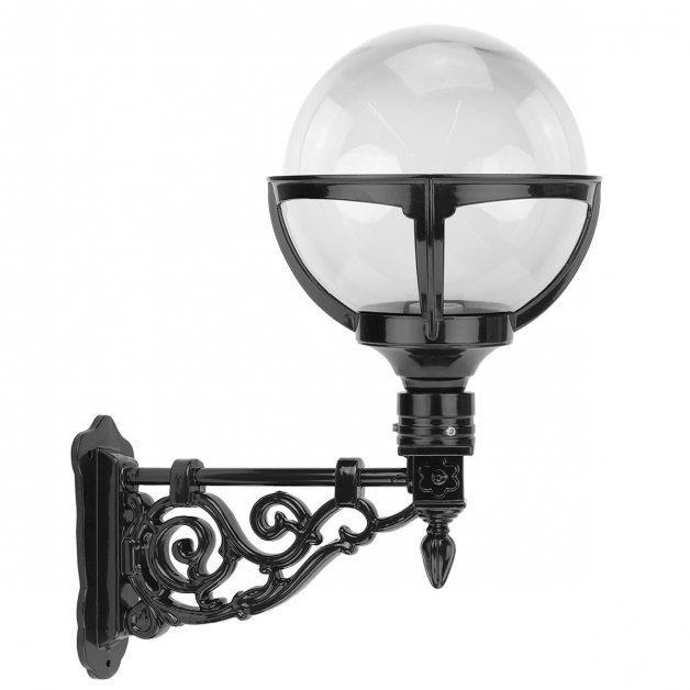 Gevelverlichting Retro Nostalgisch Bollamp voordeur klassiek Grijpskerk - 50 cm