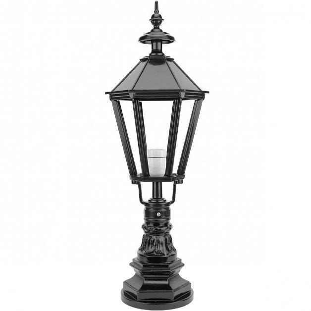 Außenbeleuchtung Klassisch Ländlich Grenzlampe stehende Dalmsholte - 73 cm