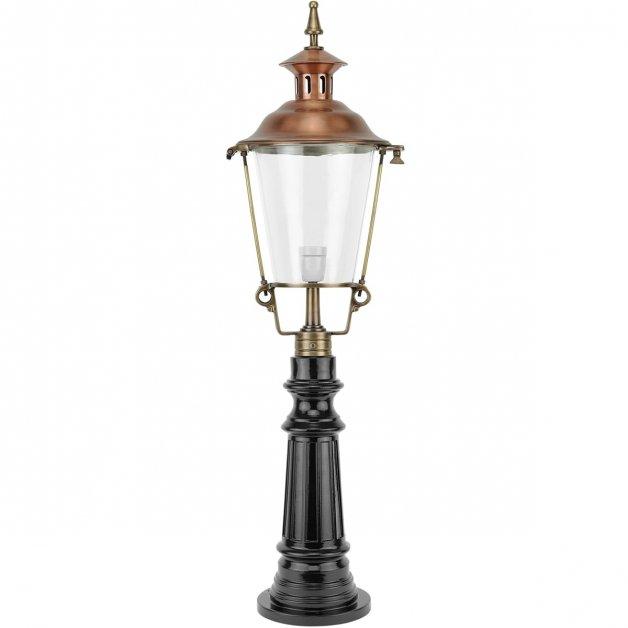 Outdoor Lamps Classic Rural Outdoor lantern on pole Ellecom - 115 cm