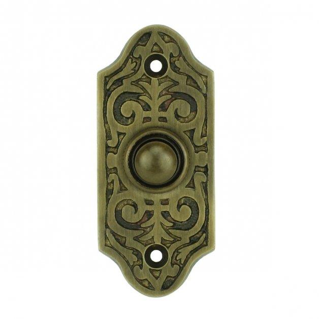 Türbeschläge Türklingeln Türklingel mit schalter bronze Neusäß - 80 mm