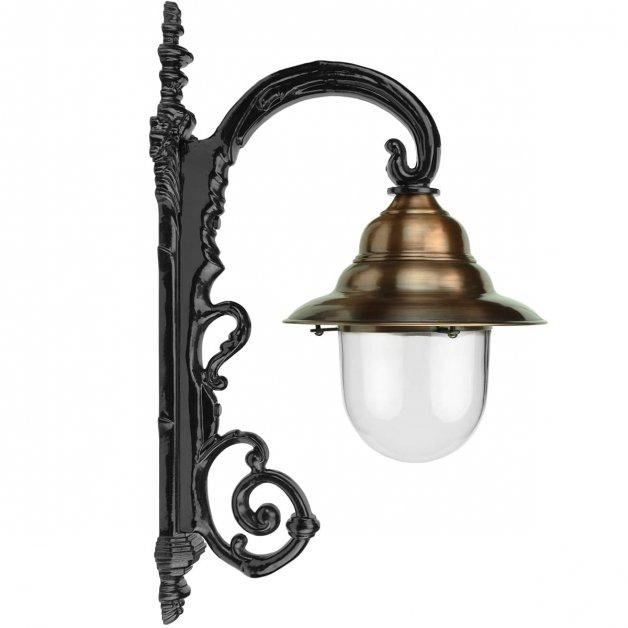 Buitenverlichting Klassiek Landelijk Franse stallamp 'T Gooi - 70 cm