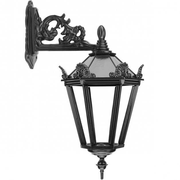 Buitenverlichting Klassiek Landelijk Gevellampje hangend Finsterwolde - 62 cm