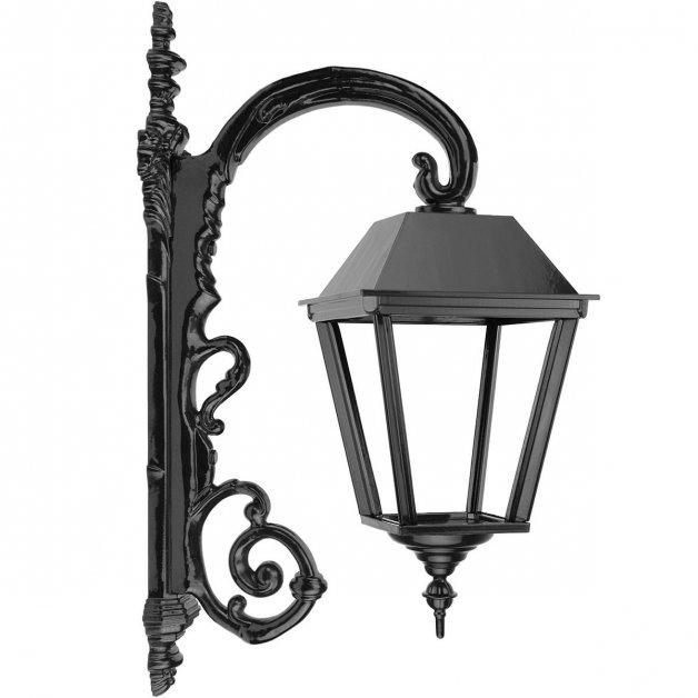 Außenbeleuchtung Klassisch Ländlich Fassadenlaterne hängen Sijbekarspel - 70 cm