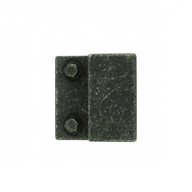 Deurbeslag Handgrepen Handgreepje industrieel grijs Zörbig - 50 mm
