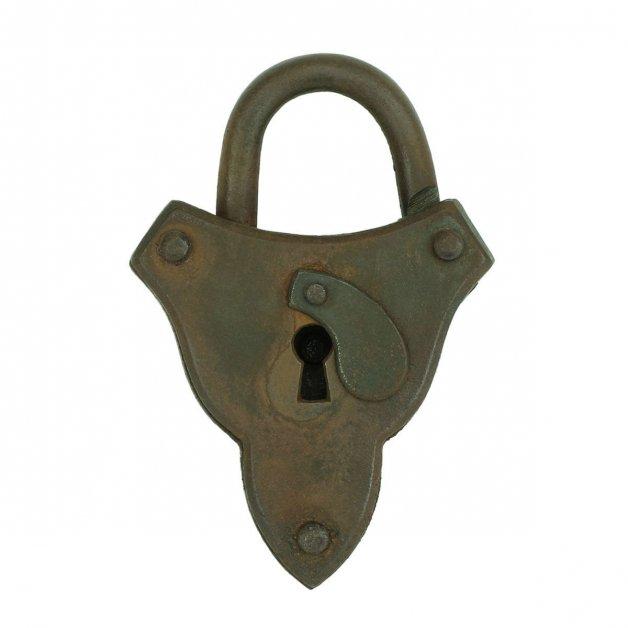 Türbeschläge Türschlösser Vorhängeschloss eisen mit schlüssel - 100 mm