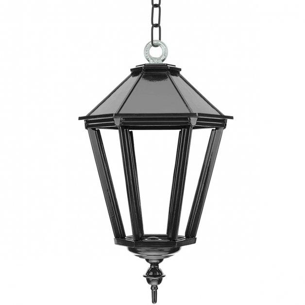 Buitenverlichting Klassiek Landelijk Kettinglamp Leusden met ketting L - 60 cm