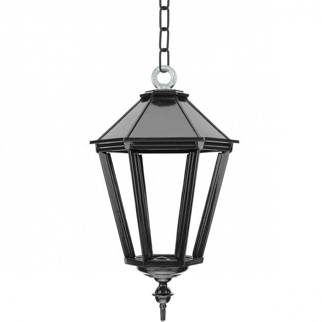 Buitenverlichting Klassiek Landelijk Kettinglamp Leusden met ketting S - 40 cm