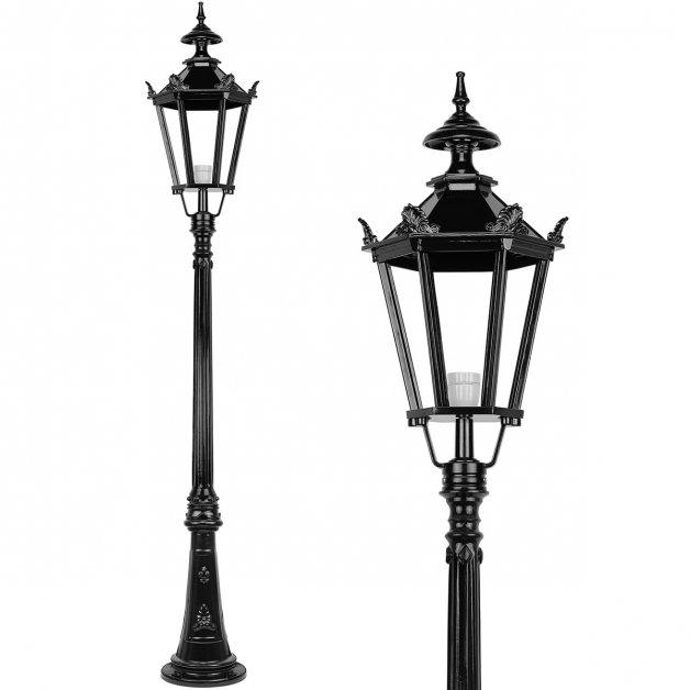 Straßenlichter Atmosphärisch Antikes Lanterne armatur rustikal Houwerzijl - 250 cm
