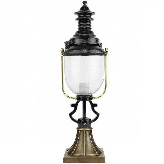 Outdoor Lighting Classic Rural Lantern outdoor Berkenwoude bronze - 71 cm