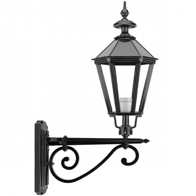 Outdoor Lamps Classic Rural Lantern lamp outer wall Buggenum - 115 cm