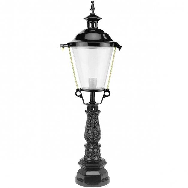 Outdoor Lighting Classic Rural Lantern lamp round Maartensdijk - 109 cm