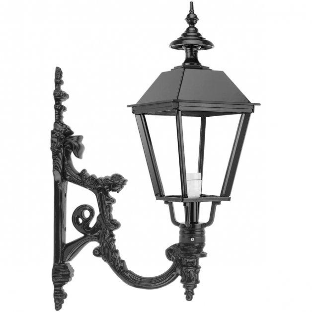 Außenbeleuchtung Klassisch Ländlich Laterne quadratisch Gerkesklooster - 75 cm