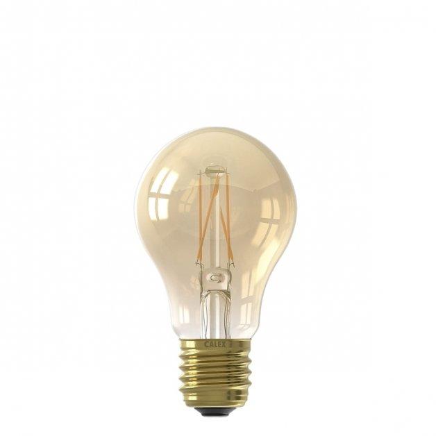 Buitenverlichting Lichtbronnen Led gloeilamp Classic Globe Goud - 4W