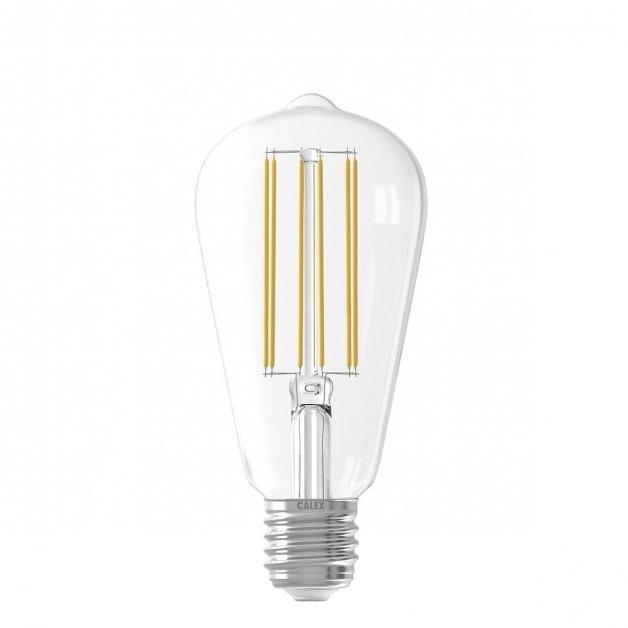 Buitenverlichting Lichtbronnen Ledlamp filament Rustic Helder - 4W