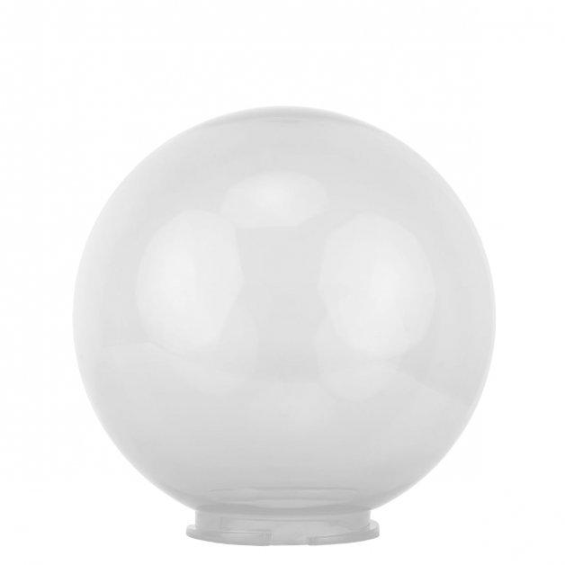 Buitenlampen Onderdelen Losse bol tuinlamp helder acrylglas - Ø 25 cm