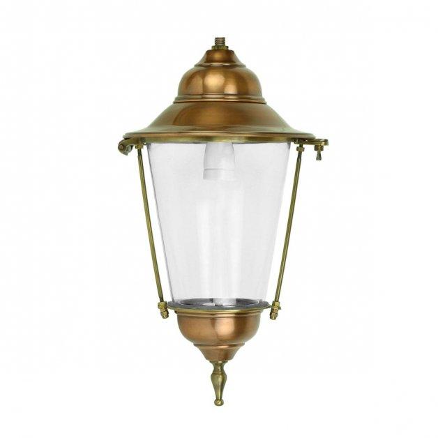 Buitenlampen Klassiek Landelijk Losse hanglampenkap koper K28H - 32 cm