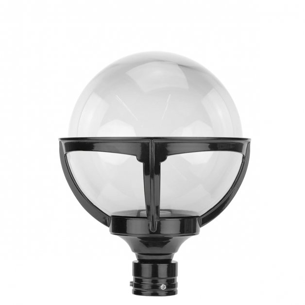 Buitenlampen Lampenkappen Losse lampenkap bol helder glas - Ø 25 cm