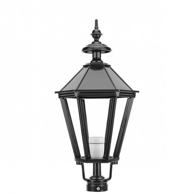 Buitenverlichting Klassiek Landelijk Losse lantaarnkap K13 - 52 cm