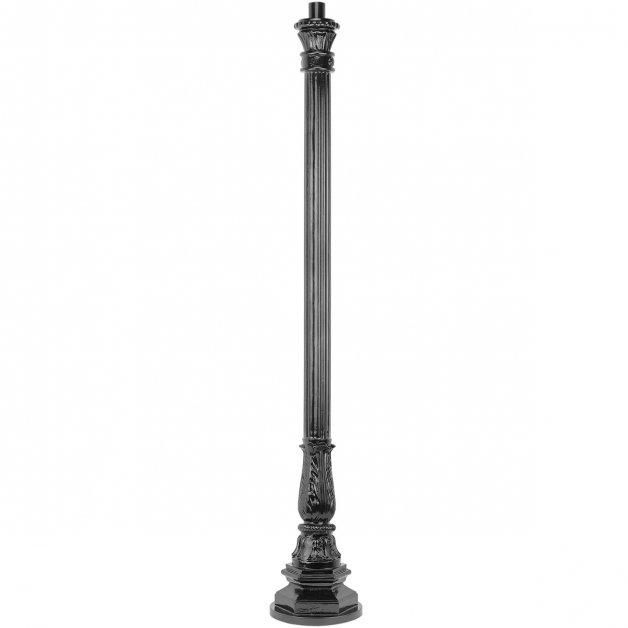 Außenbeleuchtung Klassisch Ländlich Einzelne Lichtmast M06 - 160 cm