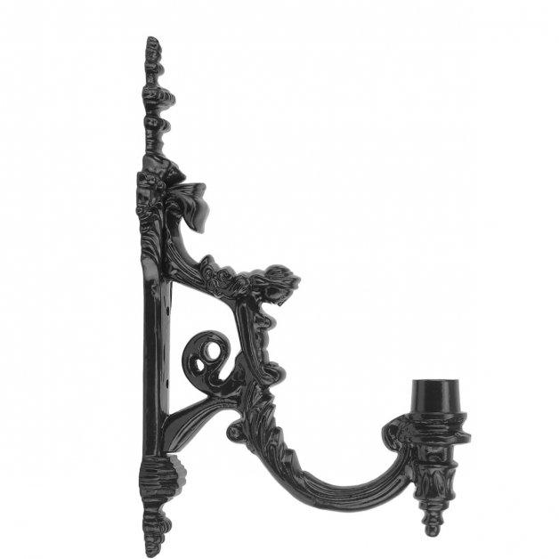 Außenbeleuchtung Klassisch Ländlich Mauerleuchte arm Zaandam WA13 - 53 cm