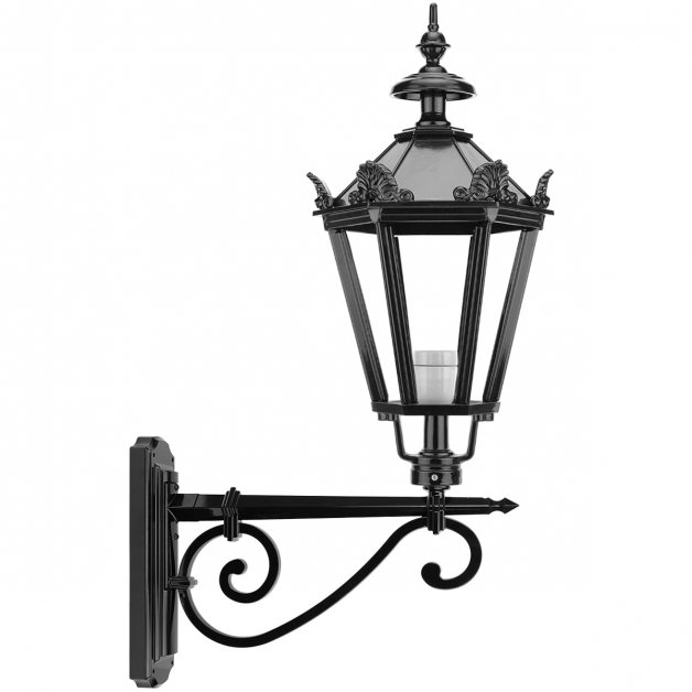 Outdoor Lamps Classic Rural Wall lamp outside big Abbewier - 130 cm