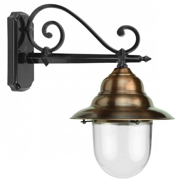 Buitenlampen Klassiek Landelijk Muurlamp industrieel koper Weerselo - 57 cm