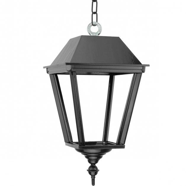 Buitenverlichting Klassiek Landelijk Plafondlamp Dokum aan ketting M - 45 cm