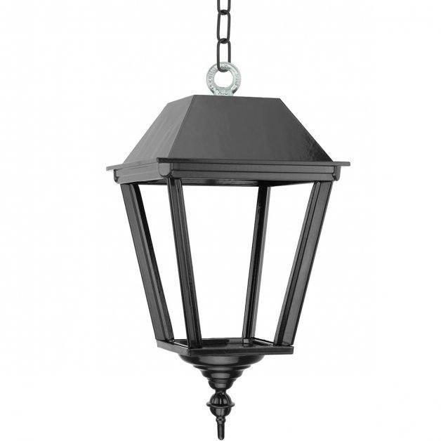 Buitenverlichting Klassiek Landelijk Plafondlamp Dokum aan ketting S - 40 cm