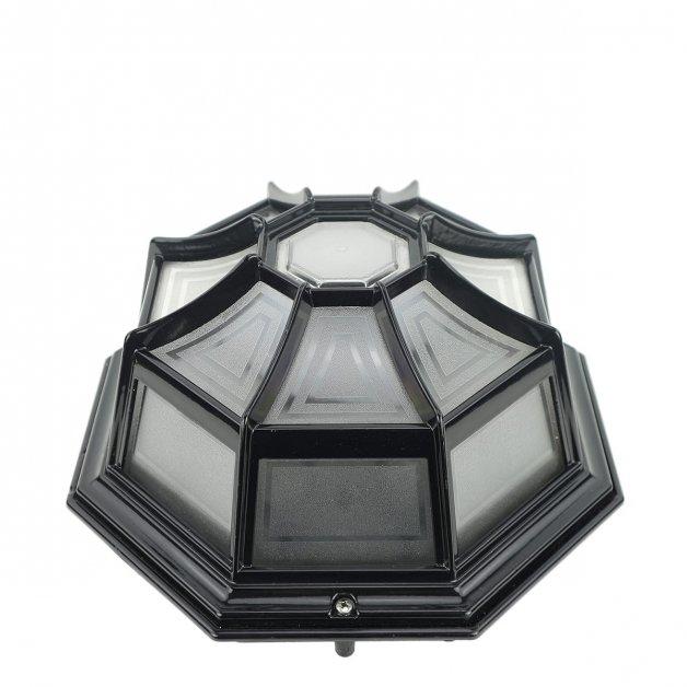 Buitenverlichting Klassiek Landelijk Plafondlamp Monnickendam - Ø 30 cm