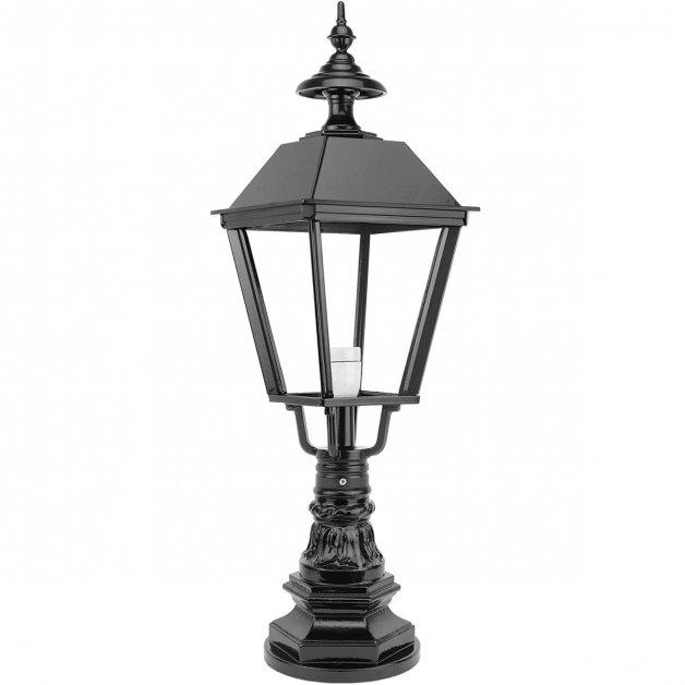 Buitenverlichting Klassiek Landelijk Poer lamp vierkant Katwijk - 73 cm